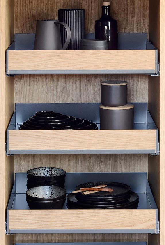Kitchen Storage Ideas - The Food Pantry