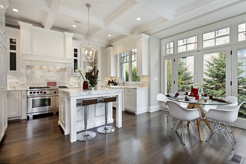 Kitchen Design for a New Purchase