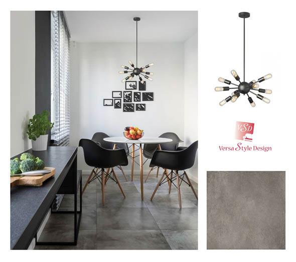 Design de salles à manger pour les petits espaces