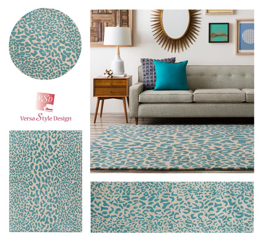 Des carpettes pour définir l'espace