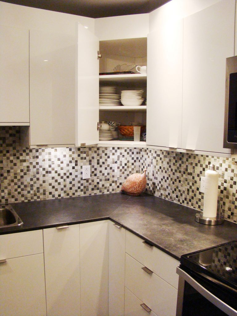 Kitchen Renovation Design in Anjou, Montreal