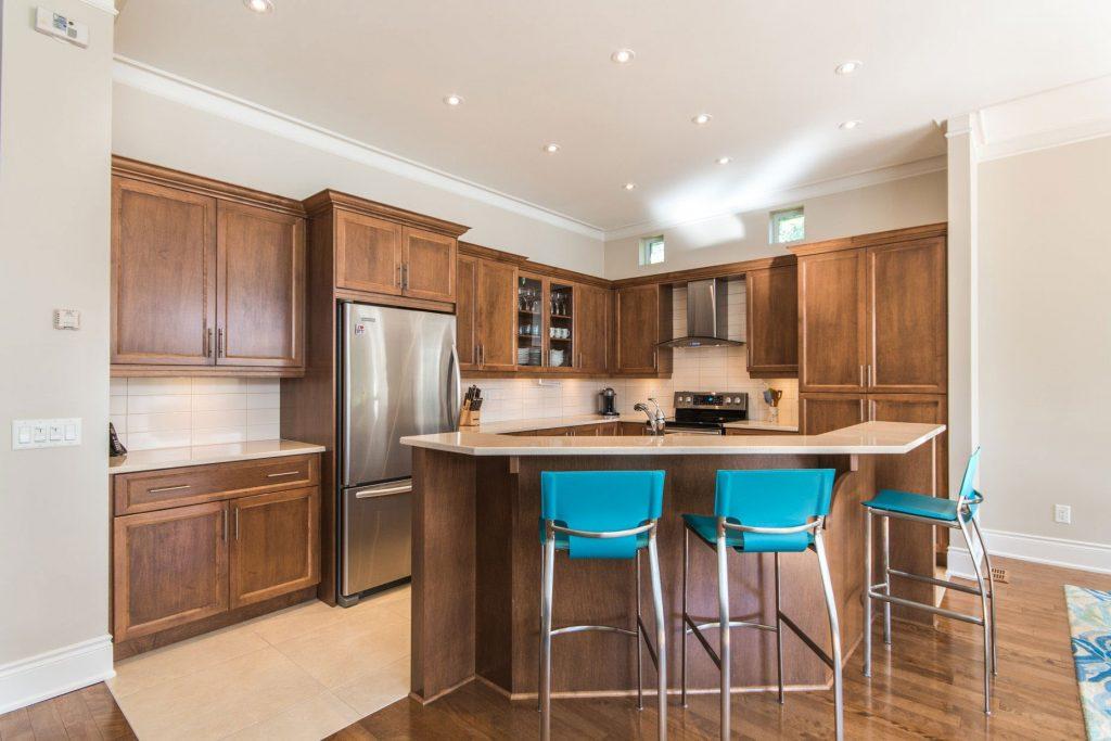Kitchen Design in Boucherville