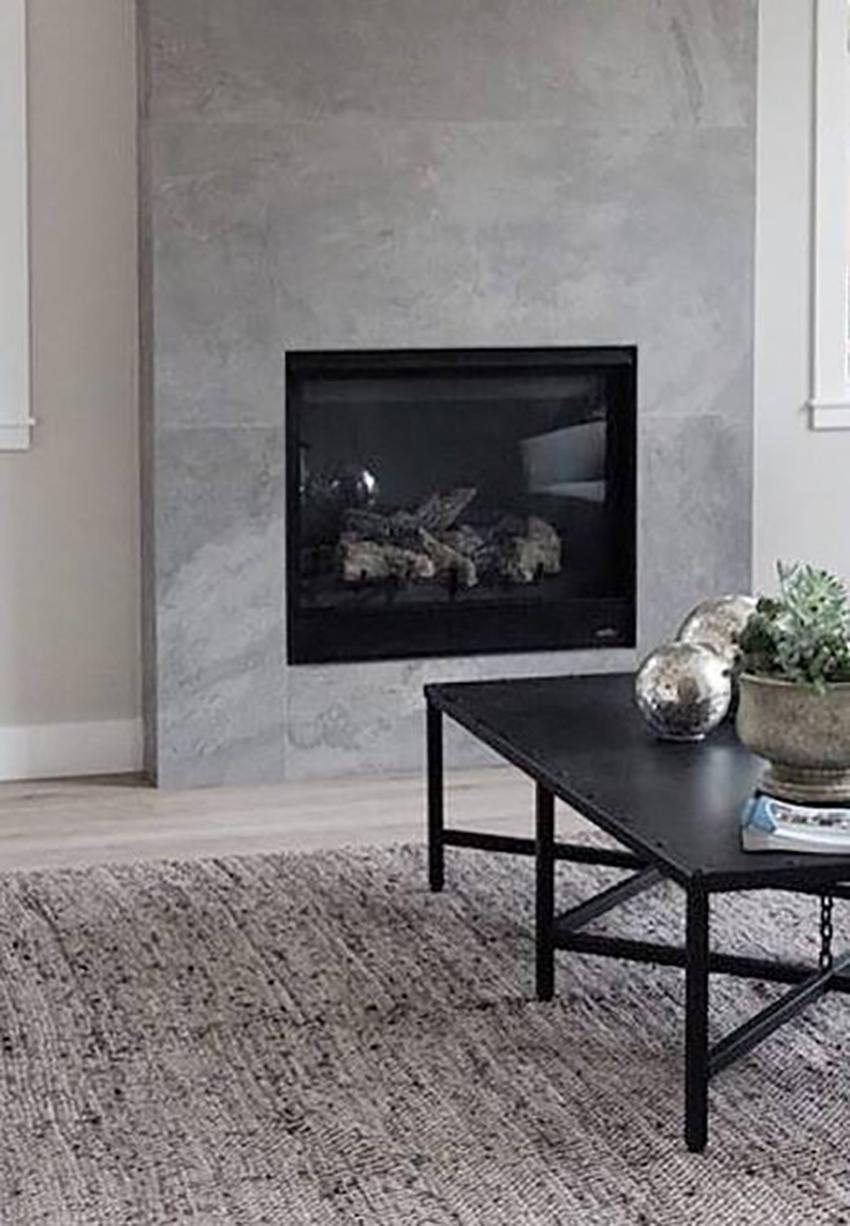 True concrete tiles