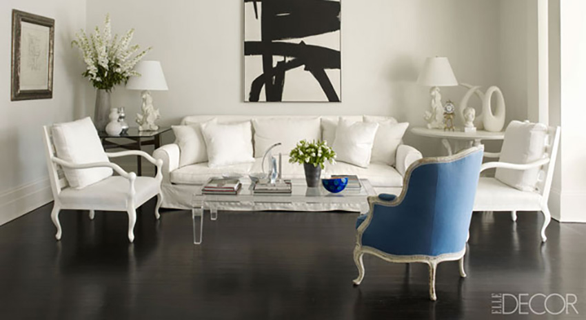 Integrate the right colour to create that 'Wow' factor