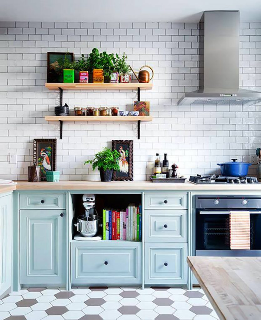 comptoir de cuisine