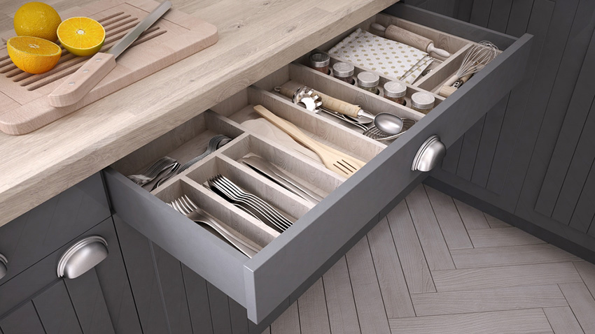 Organized and good-looking storage for every room