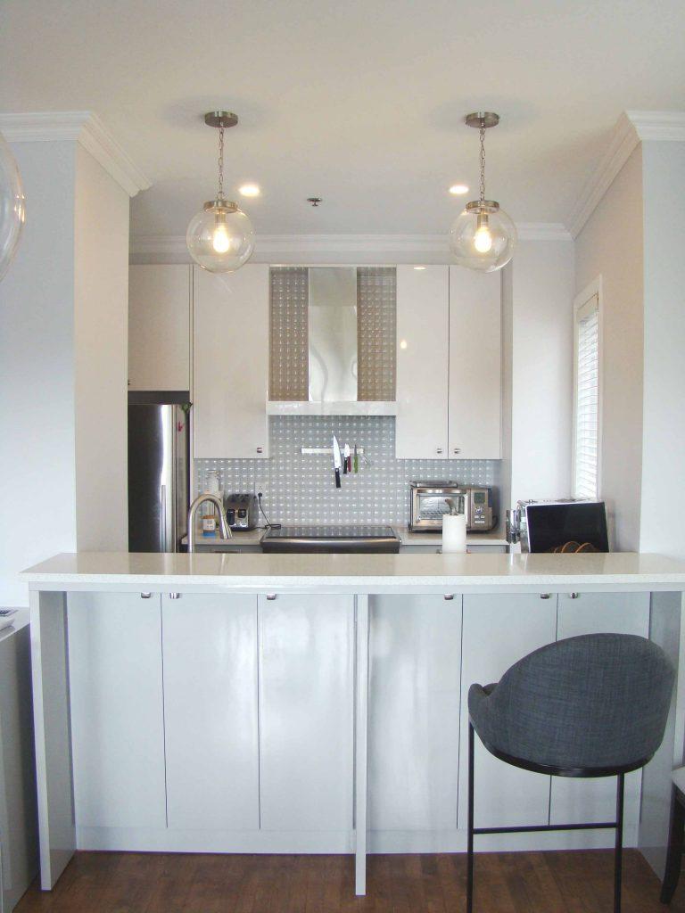 Kitchen Design in Griffintown, Montreal