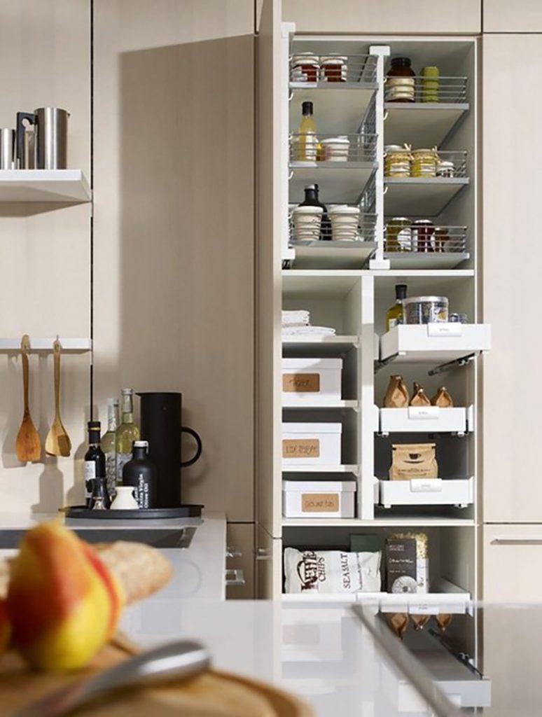 Que Mettre Dans Un Garde Manger idées de rangement pour la cuisine | versa style design