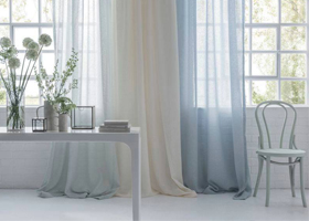 Curtains, Blinds and Bedding