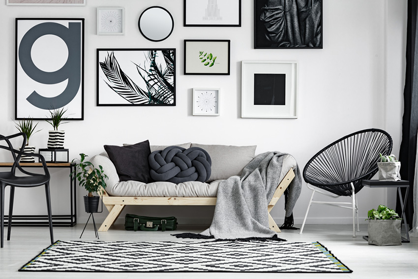 Des murs avec style