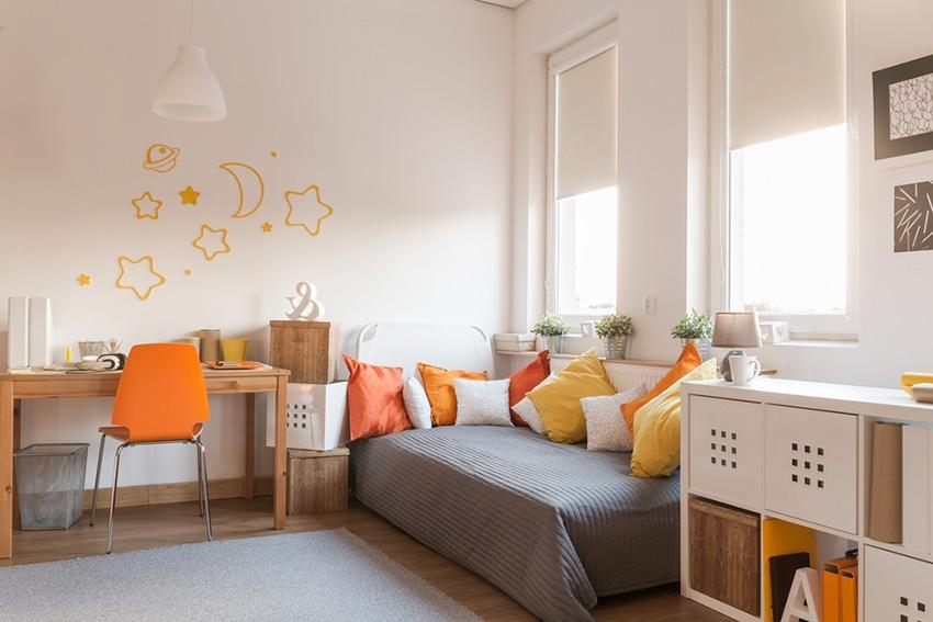 Design des zones pour enfants