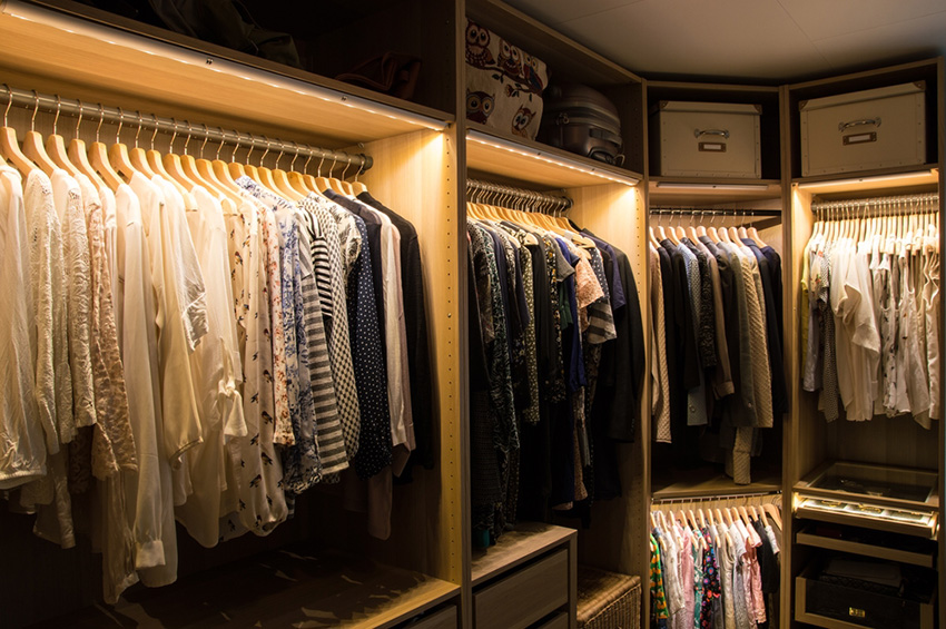 Closet and Walk In Design