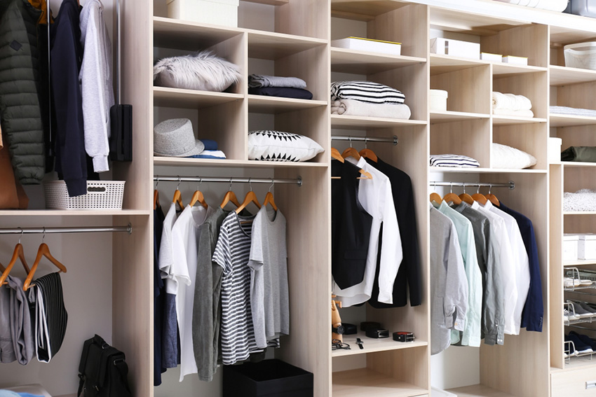 Closet and Walk In Renovations