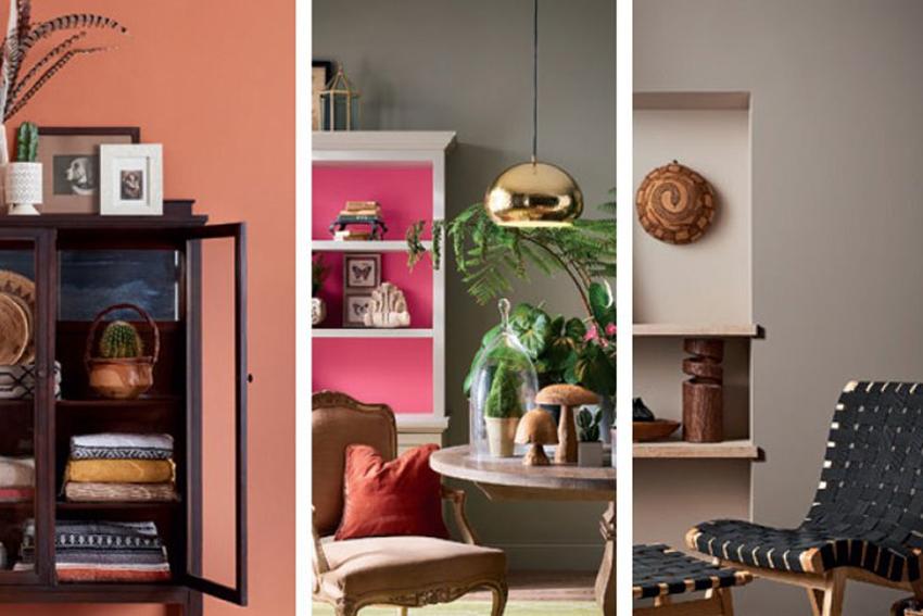 Des couleurs parfaites pour votre maison