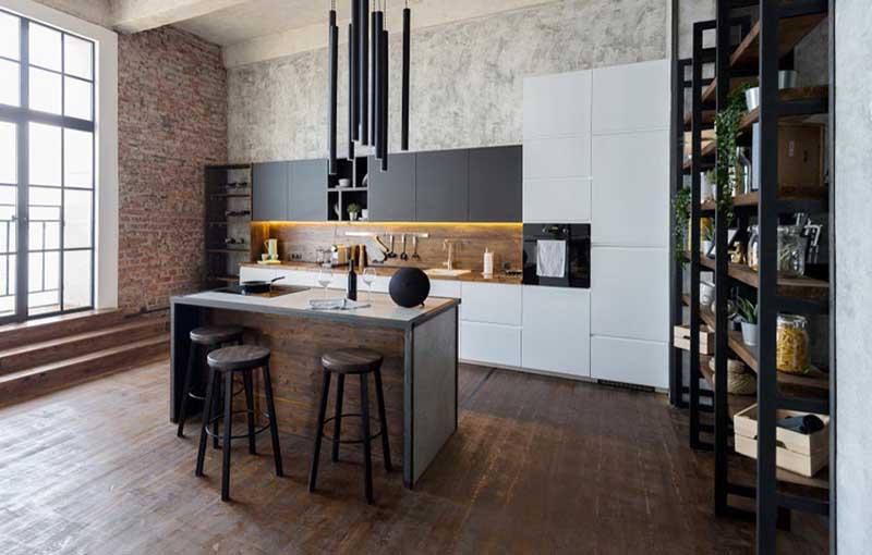 Services de design et de rénovation de cuisine
