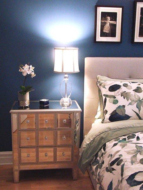 Design de chambre à coucher à Rosemont