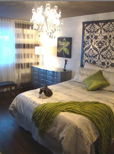 Design de chambre à coucher à Lorraine, Montréal