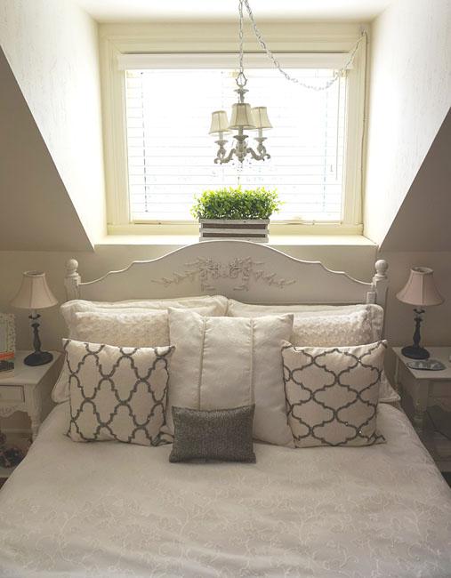 Design de chambre à coucher à The-Thérèse