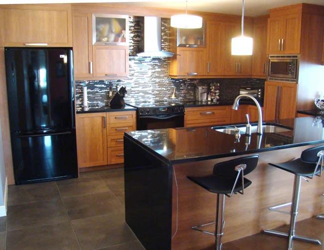 Kitchen Design in Terrebonne