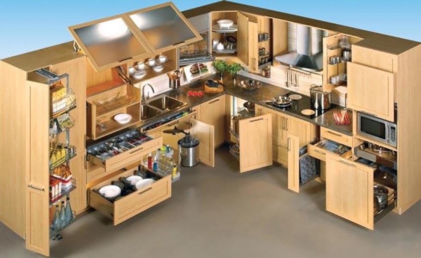 Idées de rangement pour la cuisine
