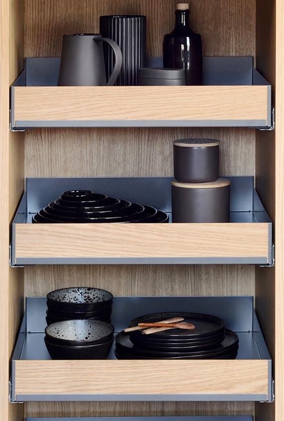 Idées de rangement pour la cuisine - Le garde-manger