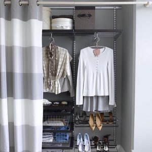 Consultation en ligne pour l'organisation des garde-robes et walk-in :