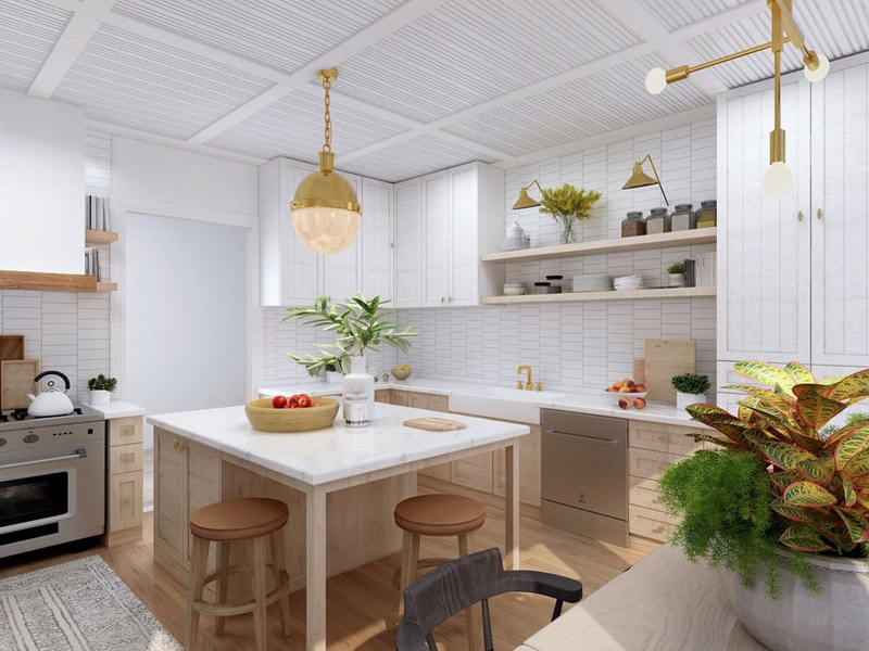 Top Kitchen Trends for 2021